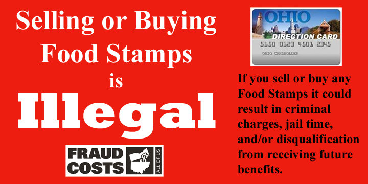 Shelby County Ohio Job Family Services Food Stamp Fraud